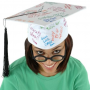 Signature Graduation Hat/Cap – Have everyone sign your Grad Cap