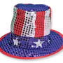 4th of July Patriotic Party Hats