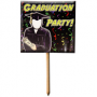 Graduation Party Yard Signs – let everyone know where the party is at