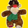 Stuff a Plush Reindeer Party Activity