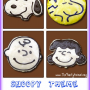 Edible Snoopy Party Favors