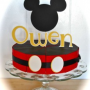 Minnie Mouse Paper Cake Party Favors and Centerpiece