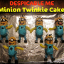How to Make Despicable Me Minion Twinkie Cakes
