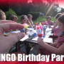 Bingo Birthday Party Theme