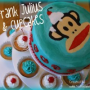 Paul Frank Julius Cake and Cupcake Tower
