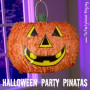 Halloween Party Pinatas