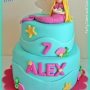 Lets Go Under the Sea with a Mermaid Birthday Party Theme