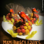 How to Make M&M Turkey Favors
