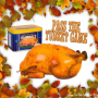 Pass the Turkey Thanksgiving Day Game for the Kids
