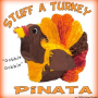Stuff a Turkey Pinata this Thanksgiving for the Kids