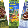 Yogi Bear Movie Party Invitations