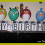 FREE Printable Appy Birthday iPhone Party Banner