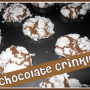 Chocolate Crinkle Cookies are a Family Favorite