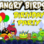 Angry Birds Birthday Party Theme
