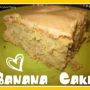 The Best Banana Cake EVER