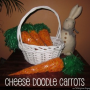 Cheese Doodle Carrots ~ Fun Easter Treat for the Kids