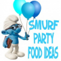 Smurf Party Food Ideas