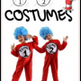 New Official Thing 1 and Thing 2 Costumes