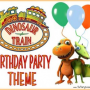 Dinosaur Train Birthday Party Theme