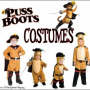 Puss in Boots Costumes