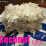 Delicious Coconut Cake Recipe – Quick and Easy