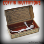 3D Coffin Party Invitations to Die for