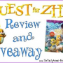 Quest for Zhu Movie Review and Giveaway – CLOSED