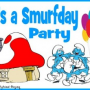 A Smurftastic Smurfday Party