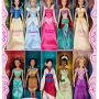 Disney Princess Doll Collection – All 10 Princesses in one Pack