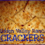 Hidden Valley Ranch Crackers Recipe – great Party Snack