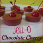 How to Make Jell-O Chocolate Cherry Bombs