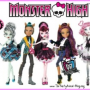 Monster High Sweet 1600 Dolls and Cupid Girl
