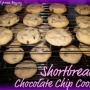 Shortbread Chocolate Chip Cookie Recipe – Delicious !!