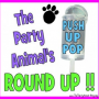 The Party Animal's Push Up Pop Round Up
