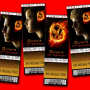 Hunger Games Party Invitations and Supplies