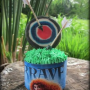Disney Brave Cupcakes with FREE Printable Wrappers