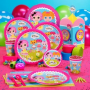 Official Lalaloopsy Party Supplies are Now Available