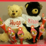 Bear Hugs and Kisses Valentine's Day Party Theme