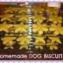 EASY Homemade Dog Biscuits to make with the Kids