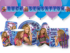 Hannah Montana Birthday Party Supplies