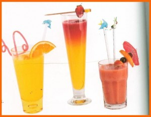 Kids Cocktails