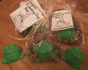 harry potter birthday party favor