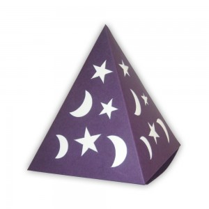 Wizard Hat Party Favor Paper Box