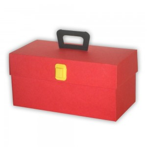 Tool Box Paper Party Favor Box