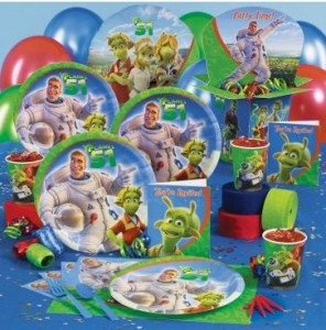 Planet 51 party supplies