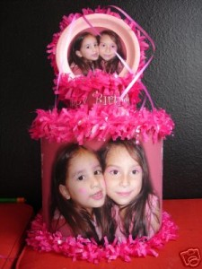 customized birthday party pinata