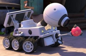 Planet 51 Rover