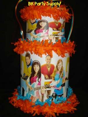 Fresh Beat Band Birthday Party Decorations  from thepartyanimal-blog.org