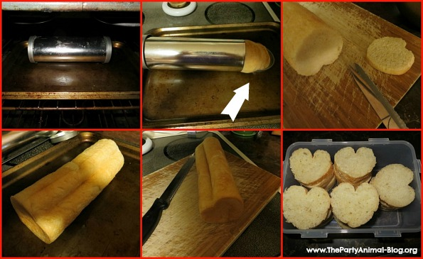 Bread Baking Tubes 3